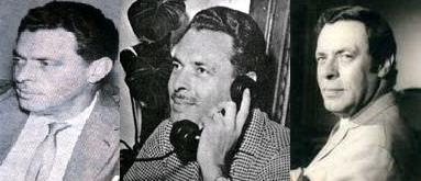 Walter Forster, el primer galán de la TV Brasilera.   TV Brasil